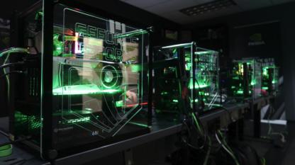 ESPORTS GAMING PC